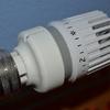 Válvula termostática para regular temperatura en radiador