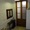Vestíbulo de acceso, se utilizó el mosaico original recuperado