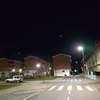 Viales LED noche
