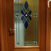 Paneles de vidrio decorativo