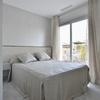 dormitorio de una villa