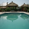 Vision desde piscina