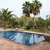 Vista completa piscina