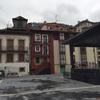 Vista de general del edificio y entorno