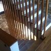 Poner zócalo en las escaleras