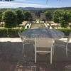 Cambiar jardin trasera y terraza delante estilo minimalista / zen