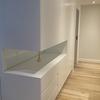 Vista diseño mueble entrada