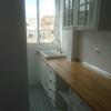 Vitrinas en la cocina