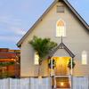 vivienda en iglesia