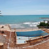 Vivienda Unifamiliar Aislada a orillas del Mediterráneo.