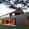 Vivienda unifamiliar de madera o modular