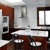 Rejas ventanas vivienda unifamiliar + vallado + barandilla escalera
