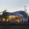 vivienda ecológica moderna