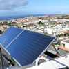 vivienda ecológica con placas solares