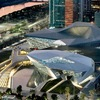 zaha hadid Guangzhou Opera