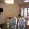 Zona salón: sofá