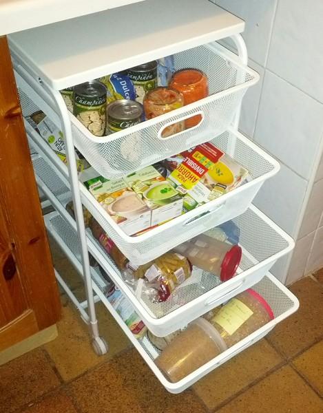 Organiza tu cocina con m ltiples accesorios ideas for Organizador de cocina accesorios