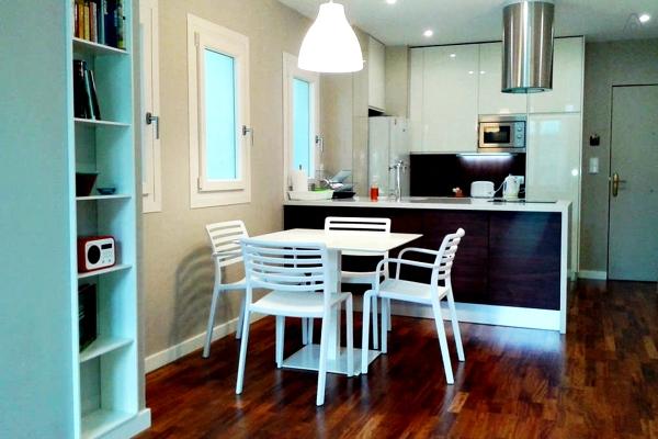 Asesoramiento para integrar peque a cocina en sal n for Unir cocina y salon