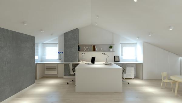 C mo decorar un despacho en casa habitissimo - Despacho en casa ...