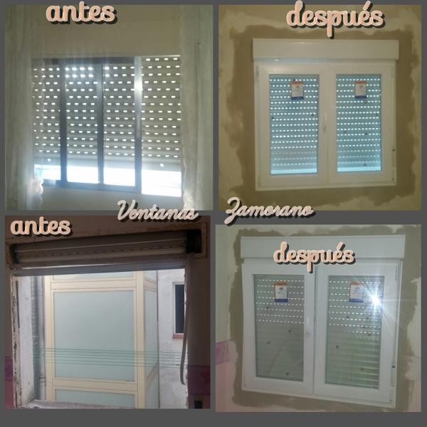 Se pueden cambiar solo los cristales de las ventanas o for Pvc o aluminio precios