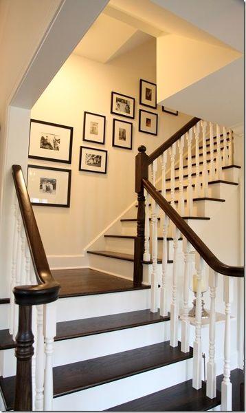 Cu l es el coste aproximado de lacar escalera y cambiar - Lacar madera en blanco ...