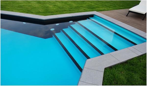 Cu l es mejor elecci n una piscina de hormig n o bien una de acero galvanizado recubierta de - Piscinas de acero galvanizado ...