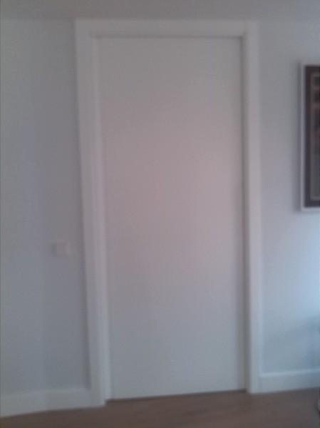 Cu nto costar an 7 puertas de paso lacadas en blanco en - Puertas lacadas en madrid ...
