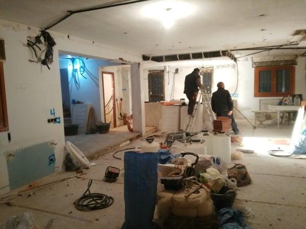 Cu nto cuesta una reforma integral de un piso de 40 m2 en for Cuanto vale una reforma integral