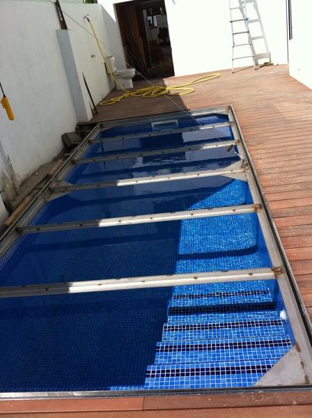 Cu nto valdr a hacer este tipo de cubrimiento en una for Cuanto puede costar hacer una piscina