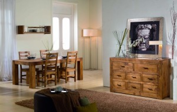 D nde comprar muebles con madera envejecida habitissimo for Muebles anser