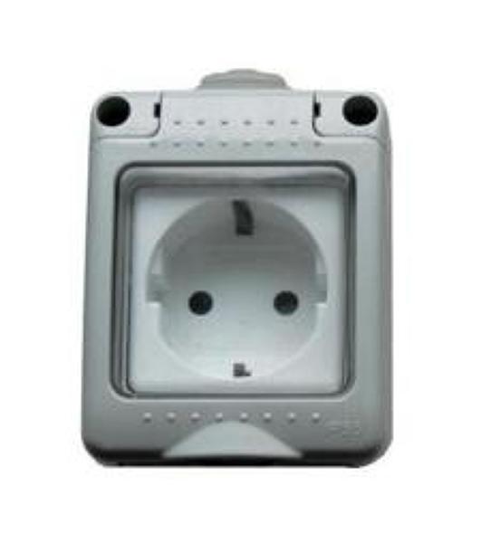Se puede instalar un enchufe en exteriores habitissimo - Enchufes de exterior ...