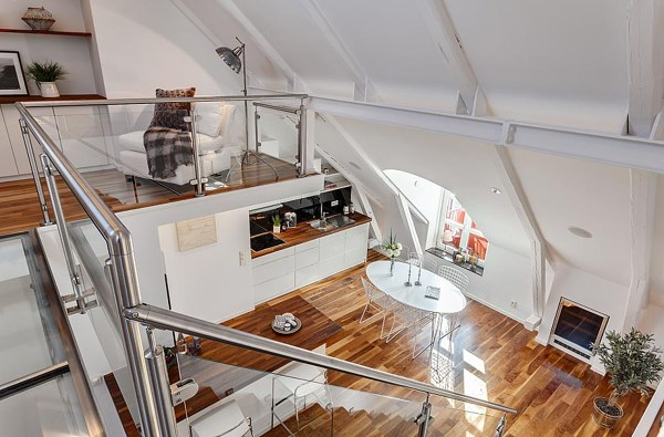 Cmo pintar un loft para que resulte acogedor y espacioso Habitissimo