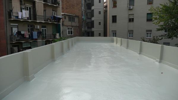 C mo podr a impermeabilizar una terraza habitissimo for Impermeabilizar terraza transitable