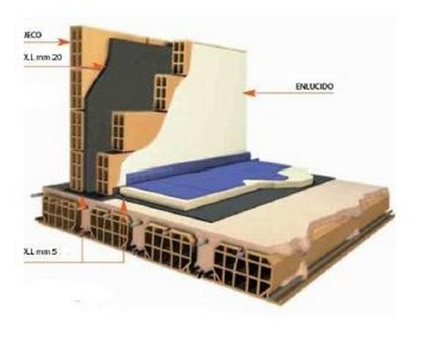 Informaci n de presupuesto y material aislante ac stico - Como solar un suelo ...