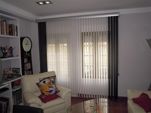 Necesito ayuda para las cortinas del sal n habitissimo for Tipos de cortinas para salon