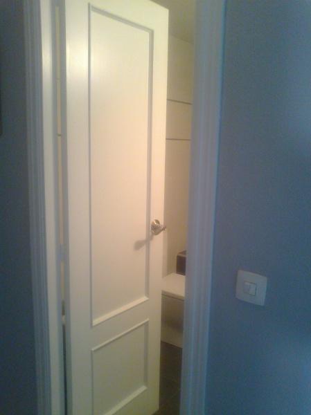 Qu opci n es m s barata para las puertas pintar o lacar - Lacar puertas sapelly ...