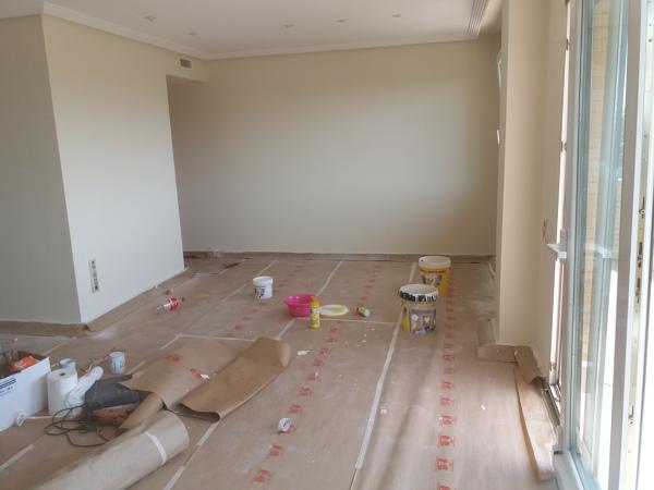 Cuanto cuesta pintar un piso free cambio piso cocina qu for Cuanto cuesta pintar una habitacion