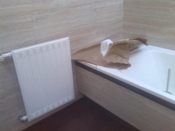 Es posible pintar las baldosas y el suelo del ba o - Pintura baldosas bano ...