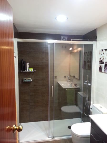 Qu me aconsej is sobre el cambio de plato de ducha a - Instalacion de plato de ducha ...