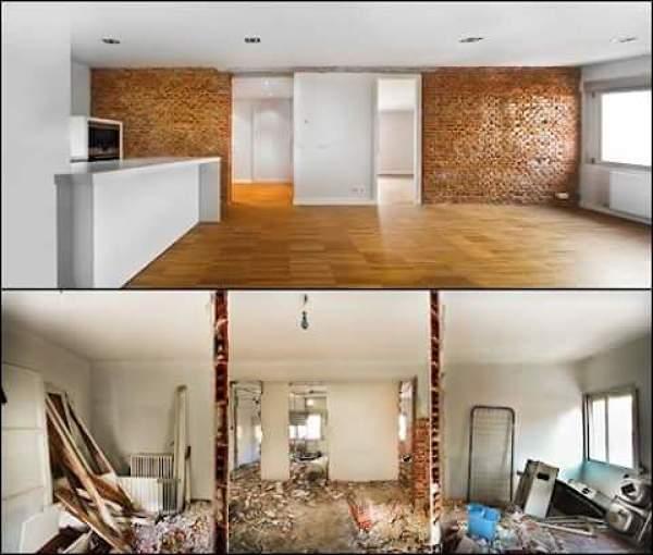 es conveniente realizar una reforma de un piso de unos 70