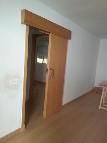 transformar puerta normal en corredera habitissimo