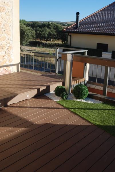 Qu opin is de poner maderas en el exterior habitissimo - Maderas tropicales para exterior ...