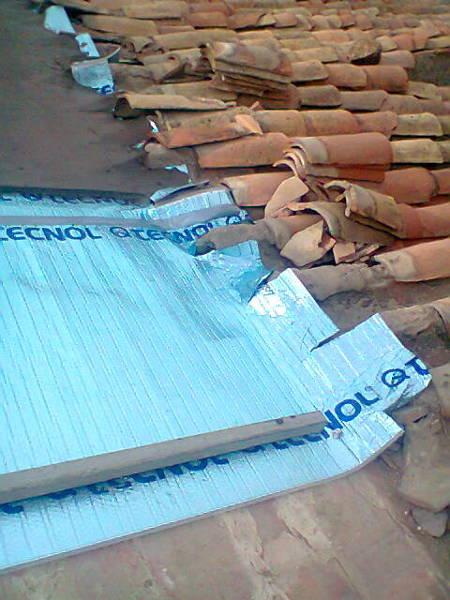 Cu nto podr a costar rehabilitar tejado a dos aguas for Tejados de madera a dos aguas