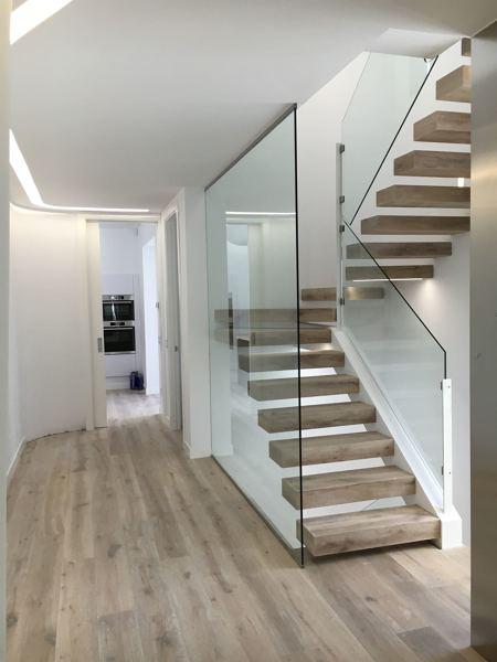 Se puede colocar suelo laminado sobre una escalera de - Colocar suelo laminado ...