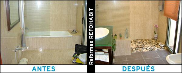 Se puede poner ducha a ras de suelo en todos los pisos for Poner plato ducha
