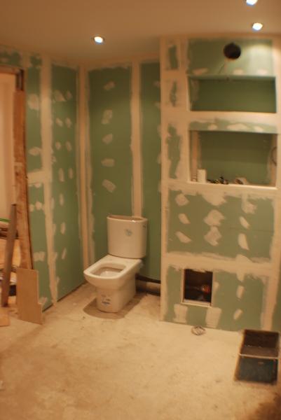Son compatibles el pladur y la humedad habitissimo - Colocar azulejos sobre azulejos ...