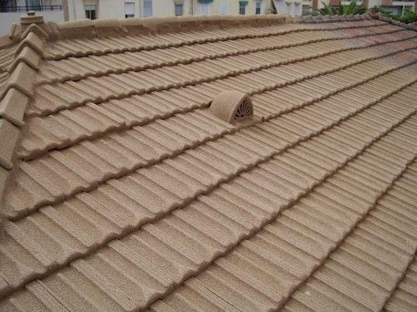 Tejado de onduline o tejado de hormig n y teja nueva for Tejados de madera y teja