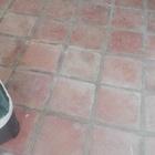 ¿Cómo limpiar/pintar/arreglar suelo de terracota?