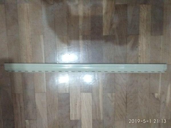 ¿Cómo puedo cortar las lamas de PVC de una ventana?