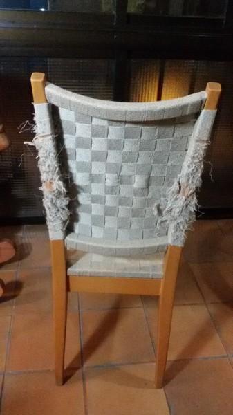 Tapizar sillas de comedor o hacerles una funda? - habitissimo
